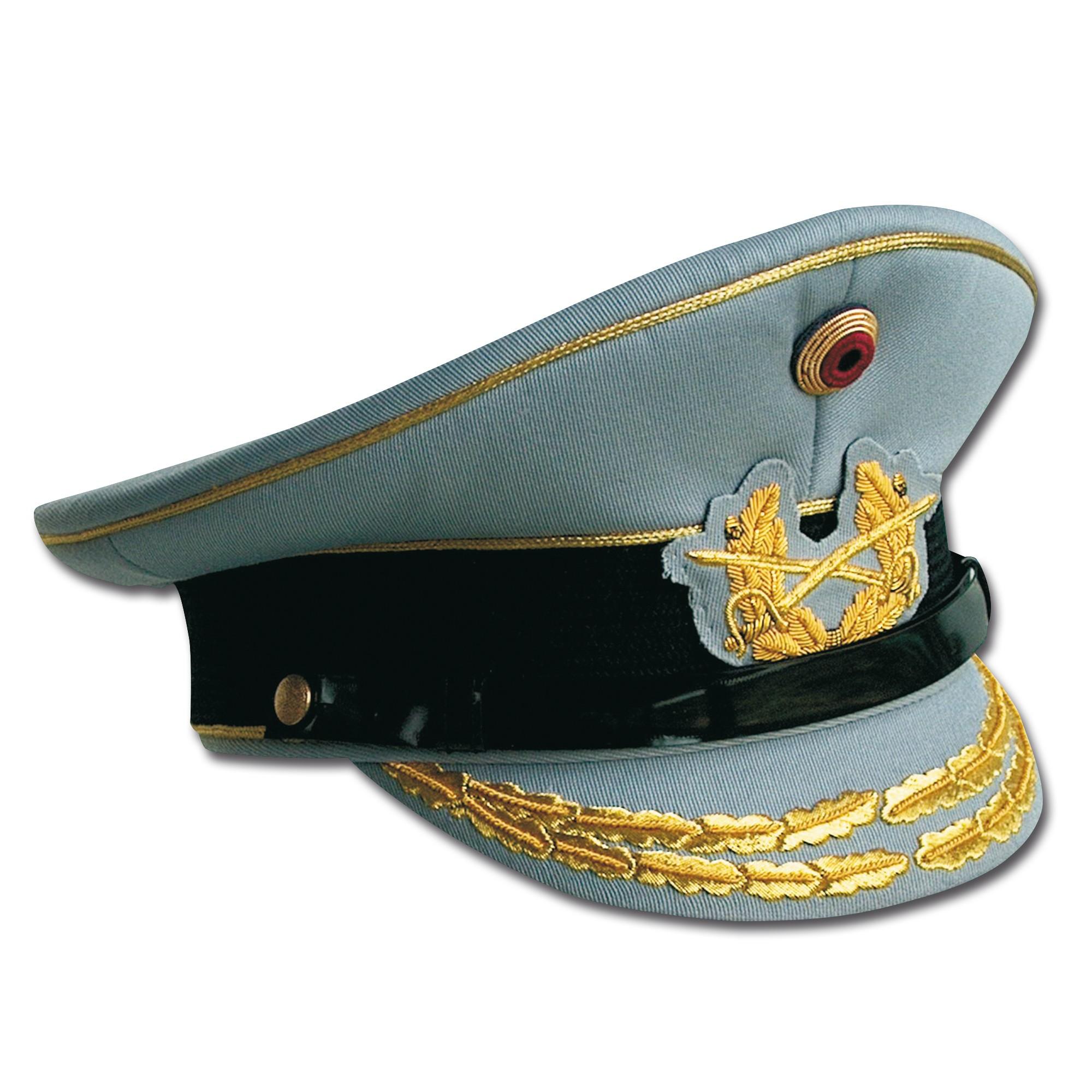 BW Schirmmütze General