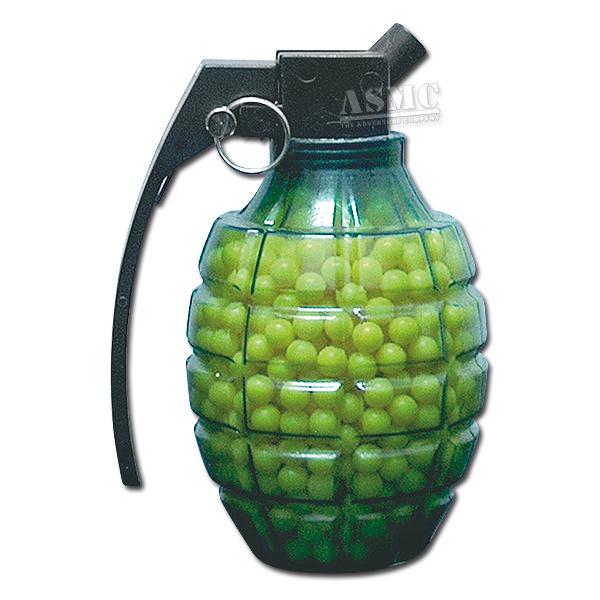 Softair-Kugeln BB Handgranate 6 mm (0,12 g)