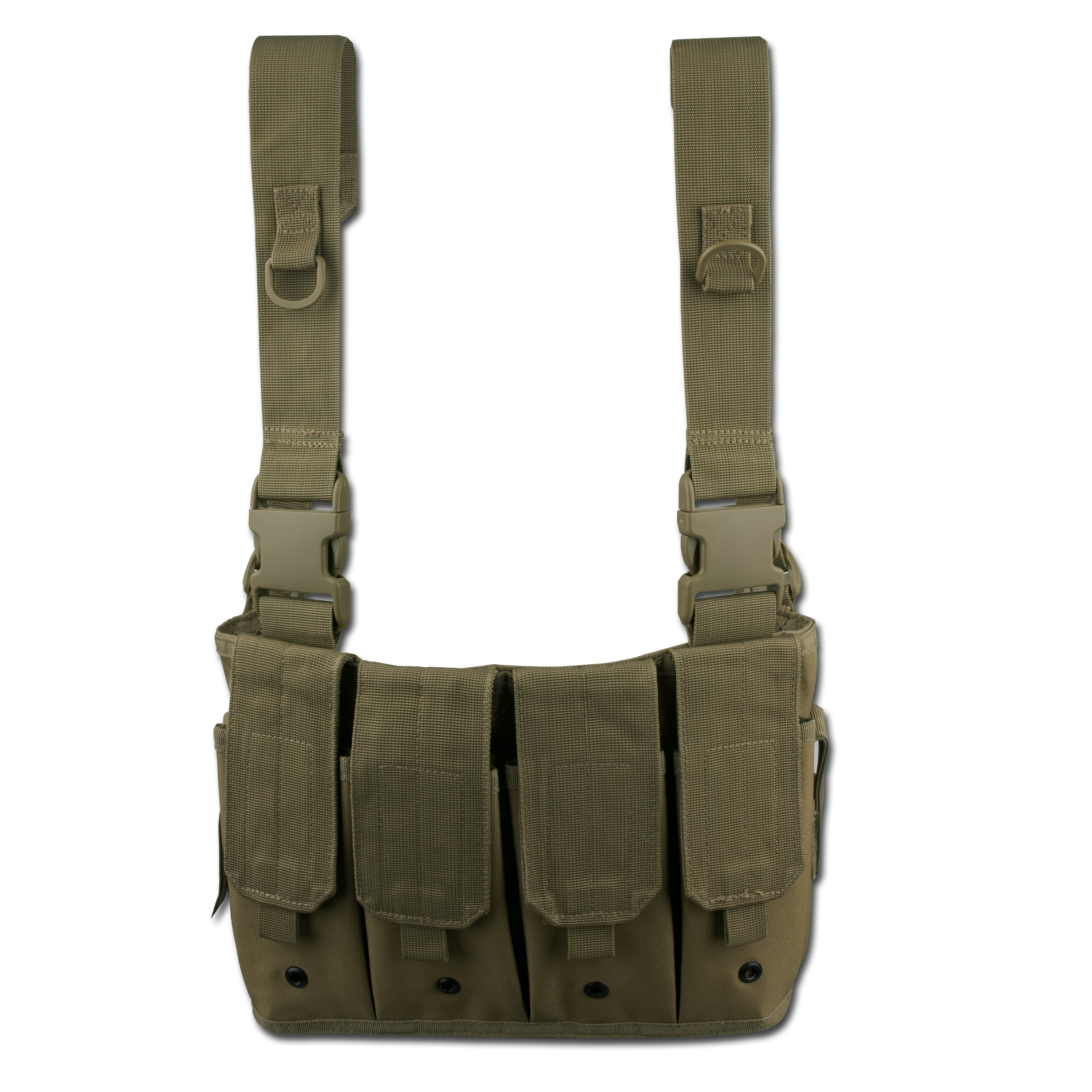 Mag Carrier Chest Rig oliv