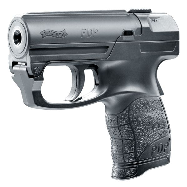 Walther Personal Defense Pistol Pfeffer schwarz